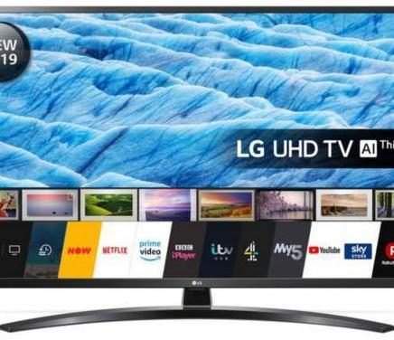 Lg tv uhd 4k smart tv wifi 43um7450 (nuevo)