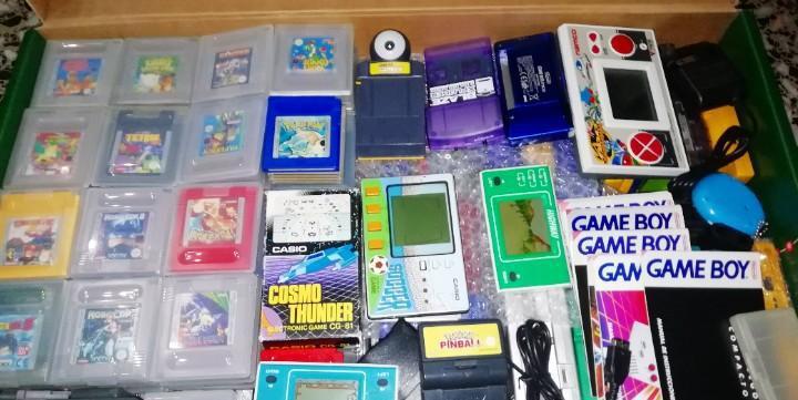 Lote de videojuegos retro nintendo sega sony otros