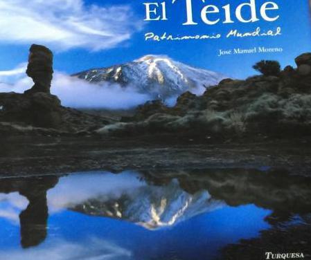 Libro: el teide, patrimonio mundial
