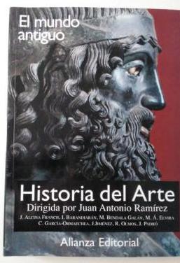 Libro historia del arte i - el mundo antiguo