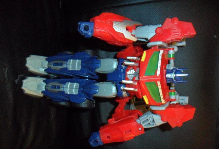 Optimus prime - transformers -