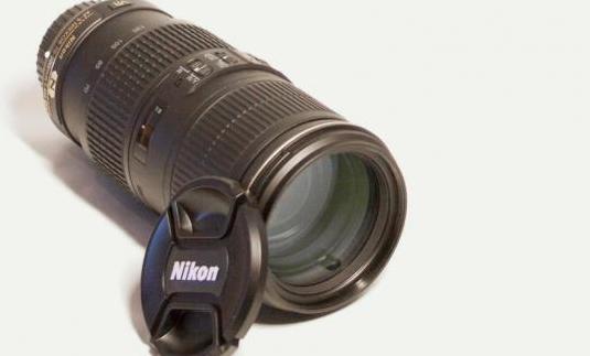 Objetivo nikkor 70-200mm af-s f/4g ed vr