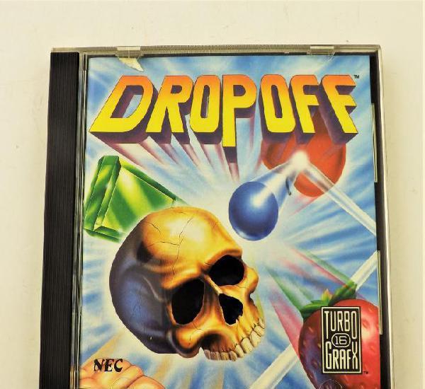 Pc juego drop off de turbo grafx (nec)