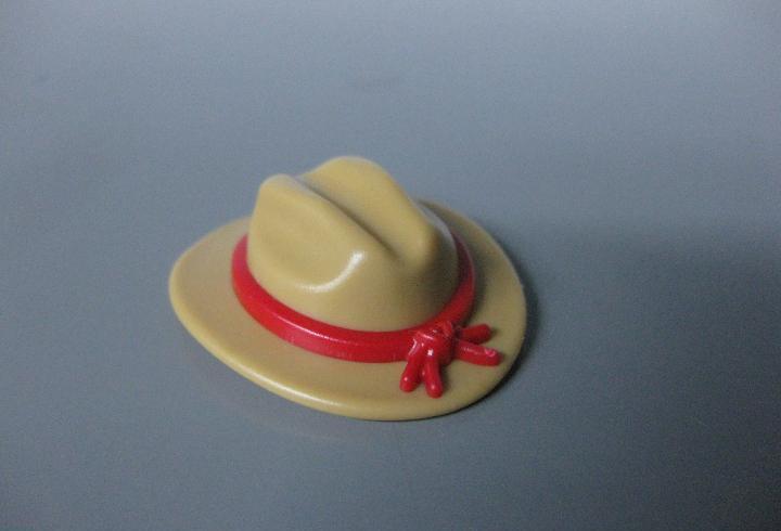 Playmobil gorro sombrero oeste