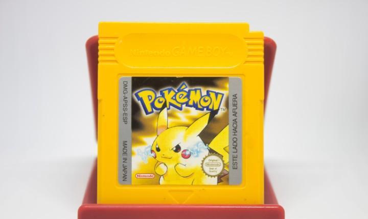 Pokemon edicion amarilla gb