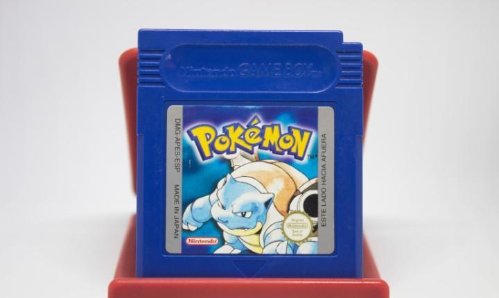 Pokemon edicion azul gb