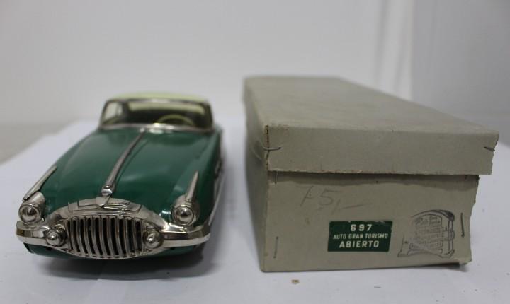 Packard de payá ref 697 con caja y hojilla de garantía.