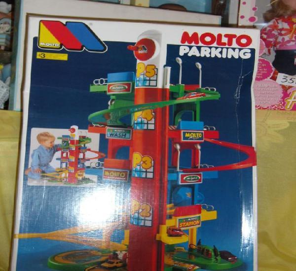 Parking 5 plantas de molto, ref 5442, año 2000, rampas,