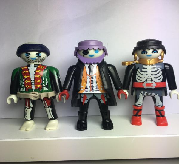 Playmobil terror halloween
