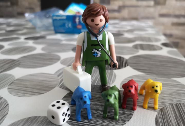 Playmobil veterinario
