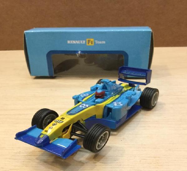 Renault r 24. f1 team. (fernándo alonso) nuevo a estrenar