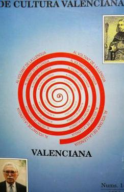 Revista 12: r. ac. cult. valenciana
