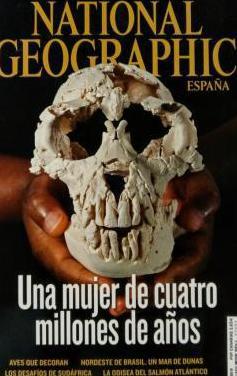 Revista: national geographic (julio 2010)