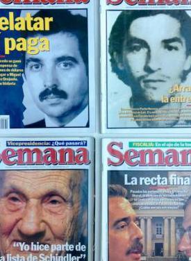 """Revista colombiana """"semana"""""""
