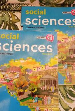 Social sciences 4º primaria. oxford.