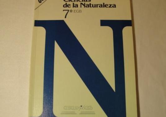 Solucionario ciencias naturaleza 7º