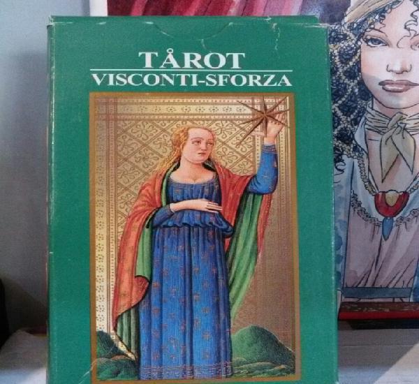 Tarot visconti sforza. año 2000