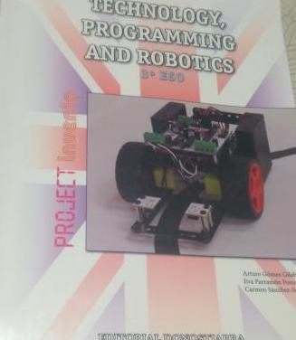 Technology, programming and robotics 3ºeso