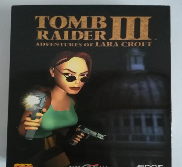 Tomb raider iii adventures of lara croft - pc