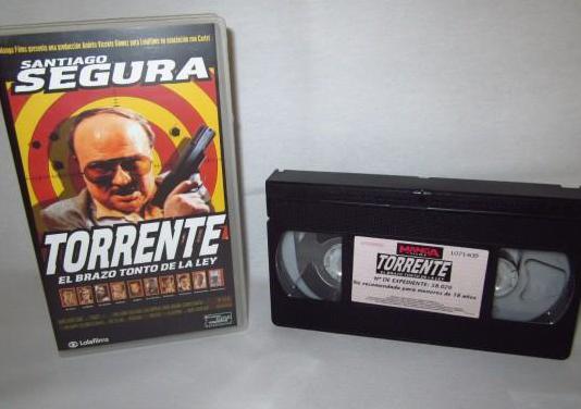 Torrente - vhs