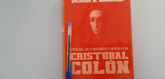Vida del magnifico sr don cristobal colon, 1975