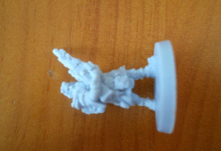 Zombicide invader - norton - kickstarter exclusive - figura