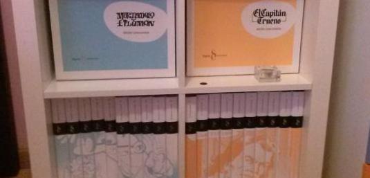Coleccion de comics (mortadelo y filemon)