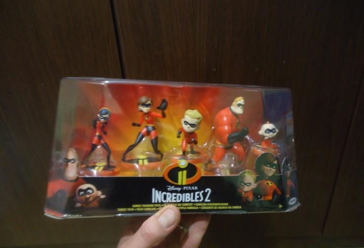 Edicion los increibles 2 de disney pixar.a estrenar