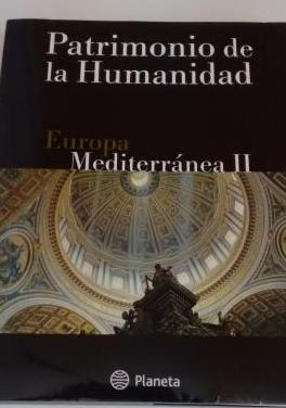Enciclopedia patrimonio de la humanidad de planeta