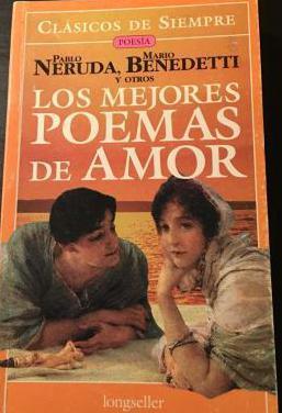 Libro los mejores poemas de amor