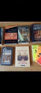 Varios libros impecables