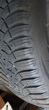 4 neumáticos invierno 205/60 r16