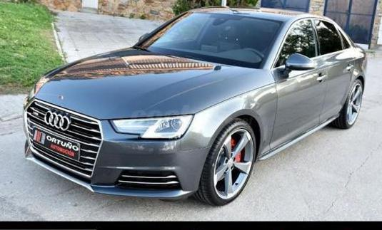 Audi a4 2.0 tdi 140kw190cv s line edition 4p.