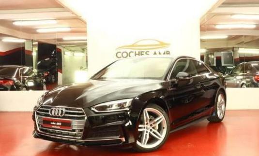 Audi a5 s line 3.0 tdi quattro s tronic coupe 2p.