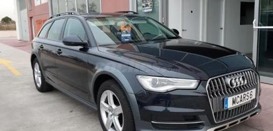 Audi a6 allroad quattro 3.0 tdi 218cv quattro s tr