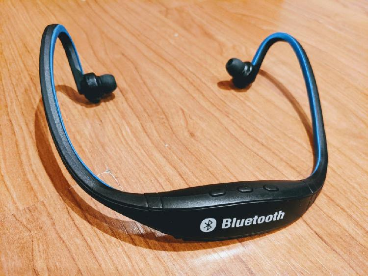 Auriculares bluetooth sport