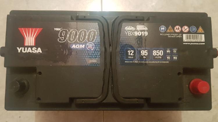 Batería agm nueva con garantia cinco años!!!