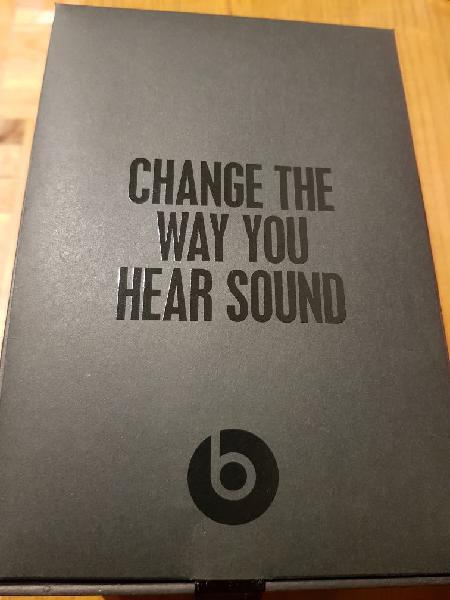 Beats solo 2 auriculares