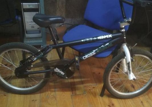 Bicicleta bmx 20 cross extreme