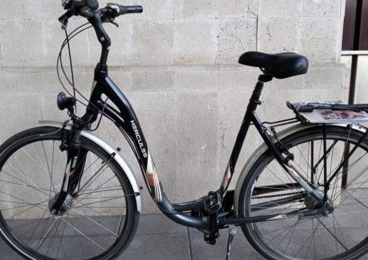 Bicicleta holandesa 8 velocidades
