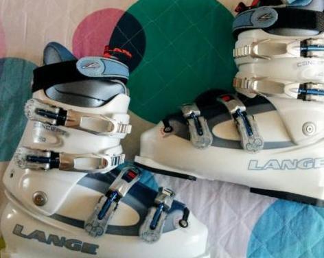 Botas esquí lange