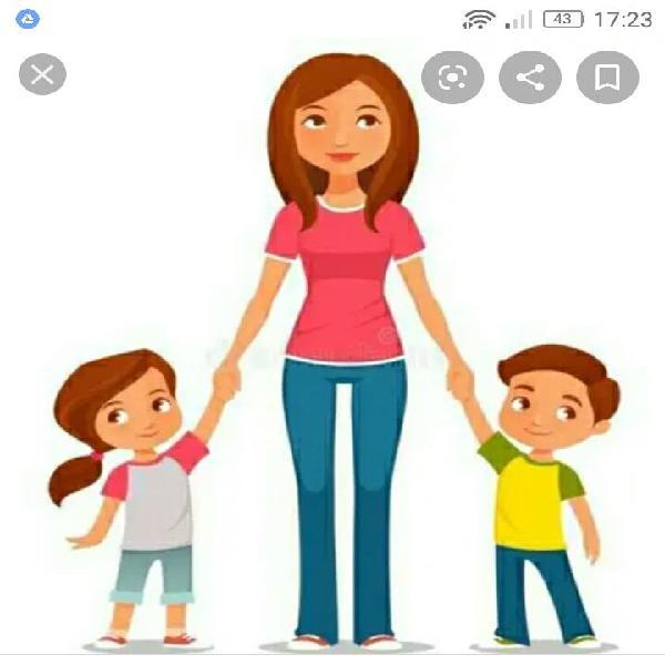 Cuidado de niños o bebes