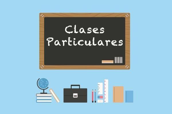 Clases particulares de refuerzo (primaria)