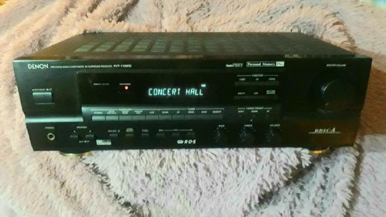 Denon avr-1100rd amplificador 5.1