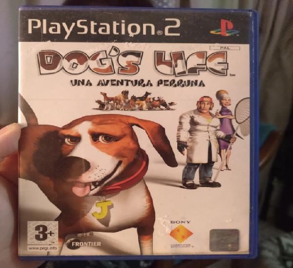 Dog's life una aventura perruna ps2