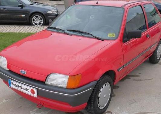 Ford fiesta fiesta 1.3i clx 3p.