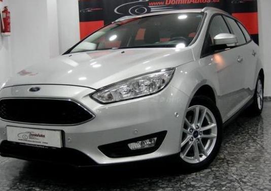Ford focus 1.5 tdci e6 88kw titanium sportbr. 5p.