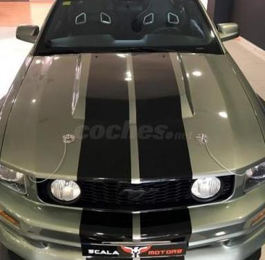Ford mustang 5.0 tivct v8 307kw mustang gt a.fast.
