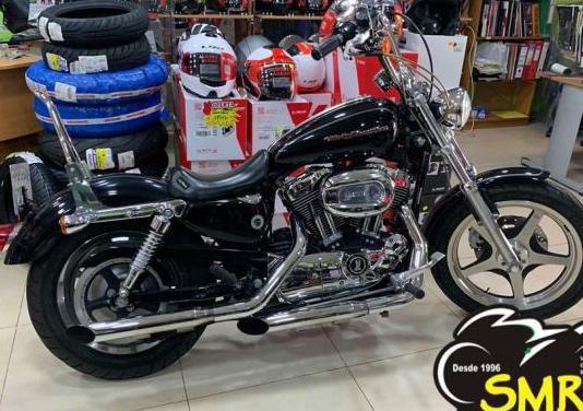 Harley davidson sportster 1200 custom (2001-2008)