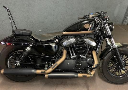 Harley davidson sportster forty-eight (modelo act